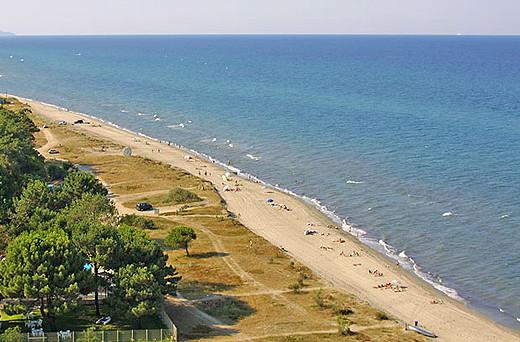 Location de vacance à Propiano Plage en Corse