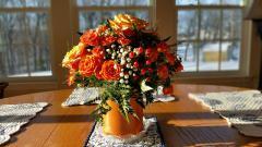 Décoration d'intérieur : des bouquets de fleurs à réaliser soi-même
